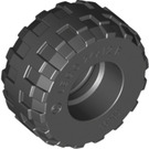 LEGO Black Balloon Tire Ø24 x 12 (28290 / 56890)