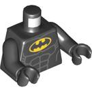 LEGO Black Batman Torso Without Belt (76382 / 88585)