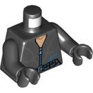 LEGO Black Black Widow Torso (76382)
