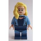 LEGO Black Canary Minifigure
