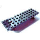 LEGO Black Car Base 4 x 12 x 1.33