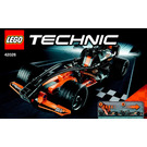 LEGO Black Champion Racer Set 42026 Instructions