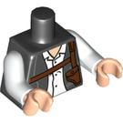 LEGO Black Chief O'Hara Minifig Torso (88585)