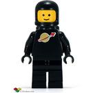 LEGO Black Classic Space astronaut Minifigure