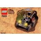 LEGO Black Cruiser Set 7424