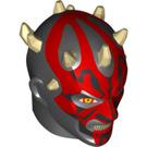 LEGO Black Darth Maul Head (37996)