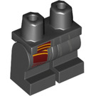 LEGO Black Dean Thomas Minifigure Leg Part (39286)