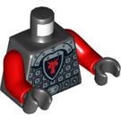 LEGO Black Dragon Soldier Torso (76382 / 88585)