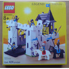 LEGO Black Falcon's Fortress Set 10039 Packaging