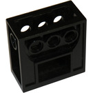 LEGO Black Gearbox for Worm Gear (6588)