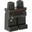 LEGO Black Jack Davids Minifigure Hips and Legs (56124)