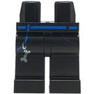 LEGO Jack Davids Minifigure Hips and Legs (3815 / 66657)