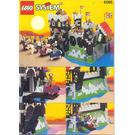 LEGO Black Knight's Castle Set 6086