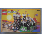 LEGO Black Knight's Castle Set 6086 Packaging