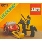 LEGO Black Knight's Treasure Set 6011