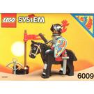 LEGO Black Knight Set 6009