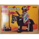LEGO Black Knight Set 6009 Packaging