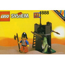 LEGO Black Knights Guardshack Set 1888