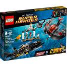 LEGO Black Manta Deep Sea Strike Set 76027 Packaging
