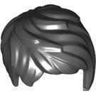 LEGO Black Minifigure Hair (37823)