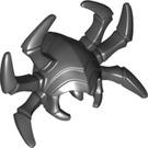 LEGO Black Minifigure Hair with Helmet (68035 / 75875)