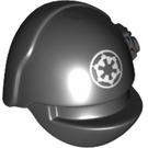 LEGO Black Minifigure Helmet (39459)