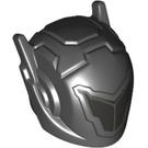 LEGO Black Minifigure Helmet (62405)