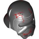LEGO Black Minifigure Helmet (63816)