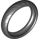 LEGO Black Motorcycle Tire 94.2 x 20 (88516)