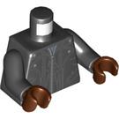 LEGO Black Nick Fury Minifig Torso (76382)