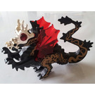 LEGO Black Oriental Dragon