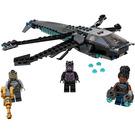 LEGO Black Panther Dragon Flyer Set 76186