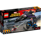 LEGO Black Panther Pursuit Set 76047 Packaging