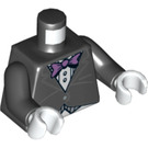 LEGO Black Penguin Torso Assembly (76382)