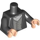 LEGO Black Professor Filius Flitwick Minifig Torso (88585)