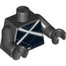 LEGO Black Racer X Torso (76382)
