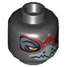 LEGO Razar Head (Recessed Solid Stud) (12865)