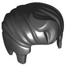 "LEGO Black ""Rocker Style"" Hair with Quiff (98371)"