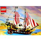 LEGO Black Seas Barracuda Set 10040 Instructions