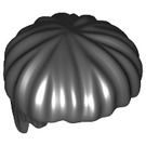 LEGO Black Short Bowl Cut Hair (40240)