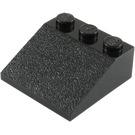 LEGO Black Slope 25° (33) 3 x 3 (4161)