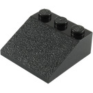 LEGO Black Slope 25° (33) 3 x 3 (4161)