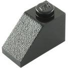 LEGO Black Slope 45° 1 x 2 (3040)