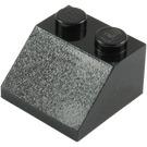 LEGO Black Slope 45° 2 x 2 (3039)