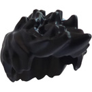 LEGO Black Spiked Hair (18228 / 98385)