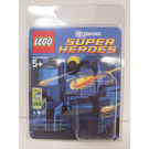 LEGO Black Superman - San Diego Comic-Con 2013 Exclusive Set COMCON029 Packaging