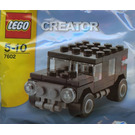 LEGO Black SUV Set 7602