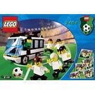 LEGO Black Team Transport Set 3404