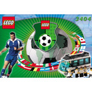 LEGO Black Team Transport Set 3404 Instructions