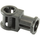 LEGO Black Technic Through Axle Connector with Bushing (32039)